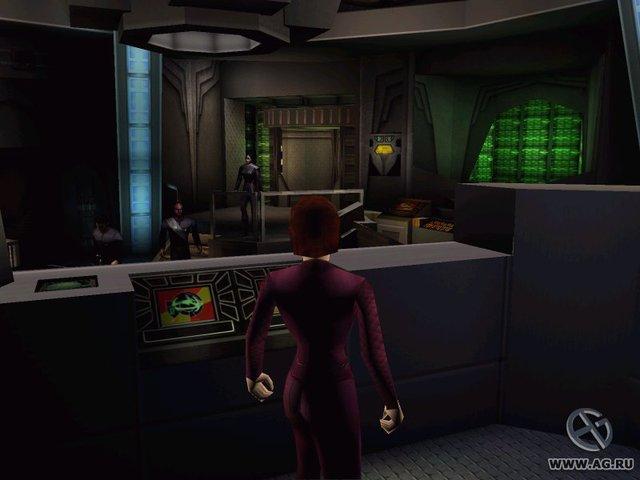 games similar to Star Trek: Deep Space Nine   The Fallen