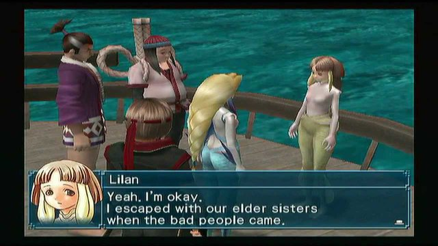 games similar to Suikoden IV