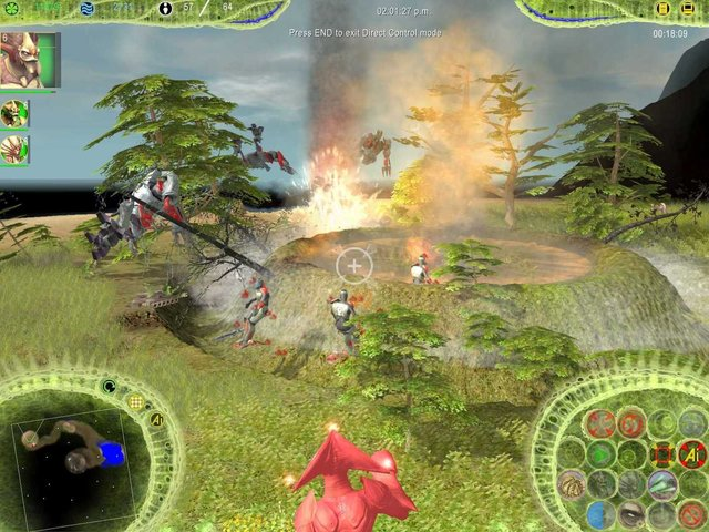 games similar to Maelstrom: The Battle for Earth Begins