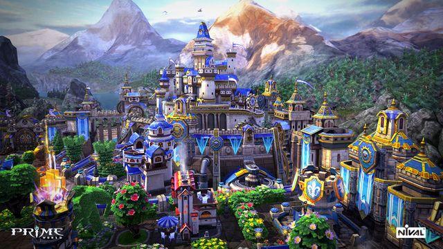 games similar to Prime World
