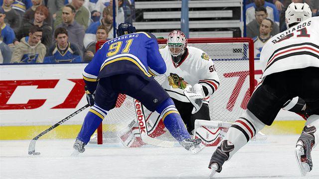 games similar to EA SPORTS NHL 16