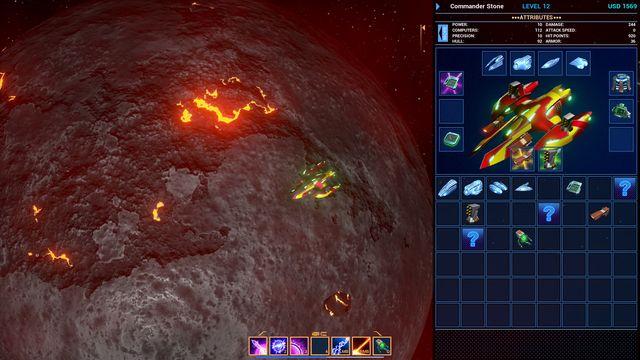 games similar to Origin Space