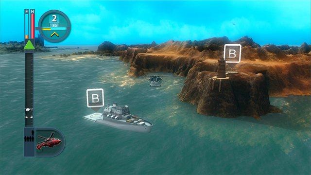 games similar to Eyestorm
