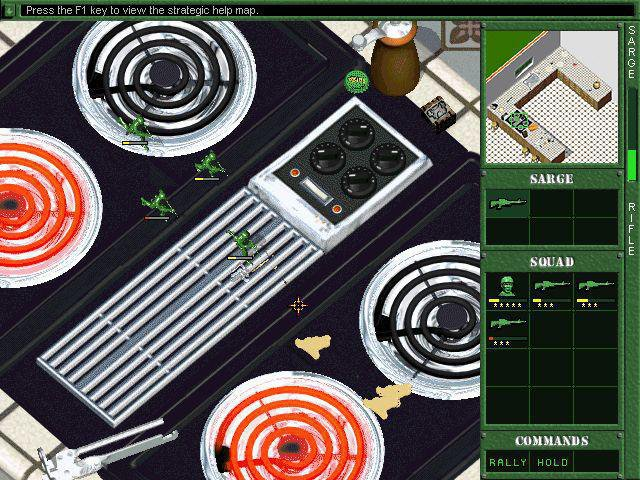 games similar to Army Men II