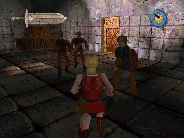 games similar to Excalibur 2555 A.D.