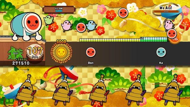games similar to Taiko no Tatsujin: Drum Session!