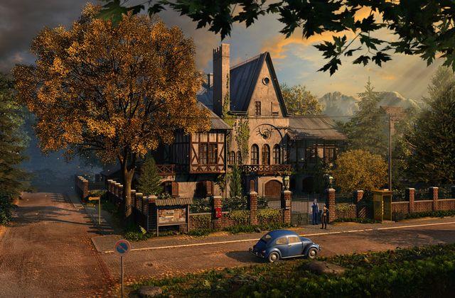 games similar to Lost Horizon 2
