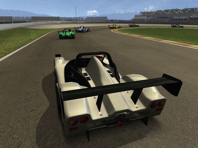 games similar to RACE 07