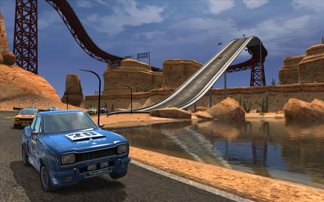 games similar to Trackmania United Forever Star Edition