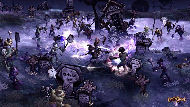 games similar to DeathSpank