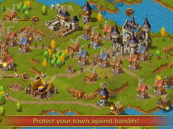 games similar to Townsmen