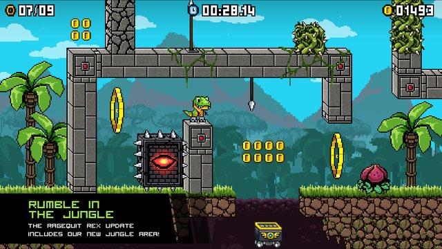 games similar to JumpJet Rex