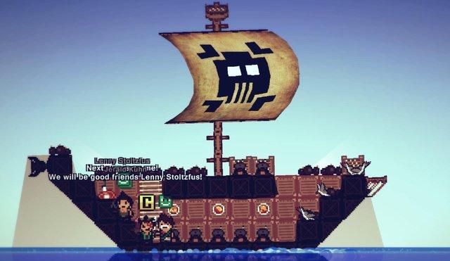 games similar to Pixel Piracy