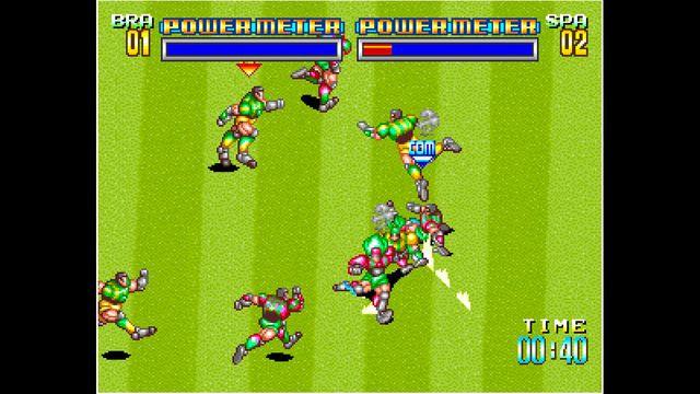 games similar to ACA NEOGEO SOCCER BRAWL