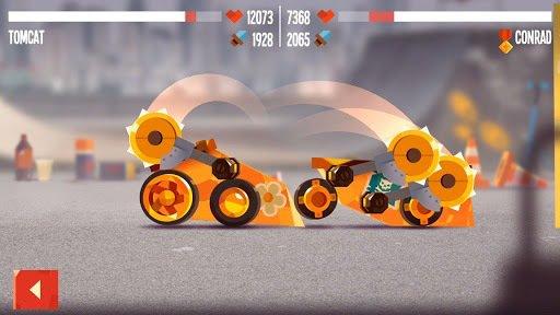 games similar to CATS: Crash Arena Turbo Stars (C.A.T.S.)