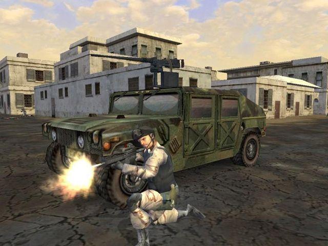 games similar to Delta Force: Black Hawk Down