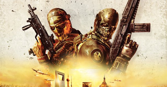 games similar to Army of Two: The 40th Day