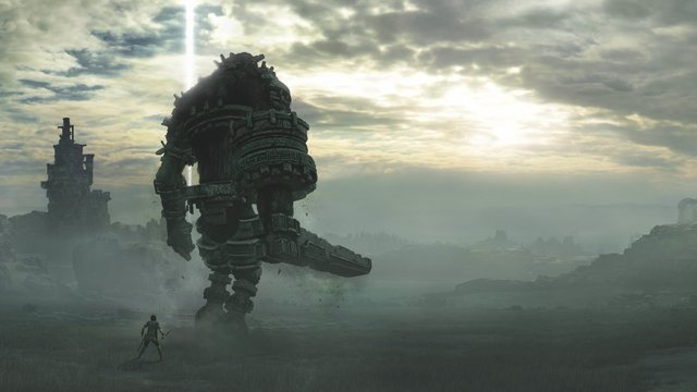 games similar to Shadow of the Colossus  (2018)