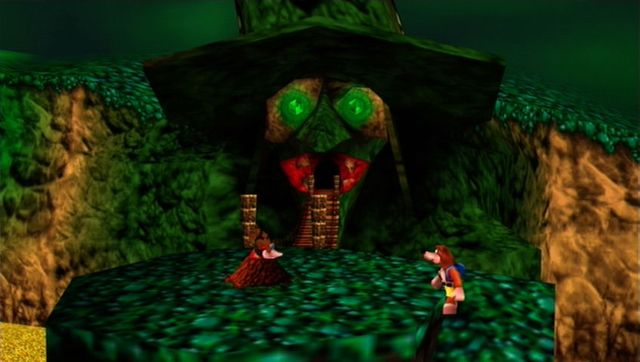 games similar to Banjo Kazooie (1998)