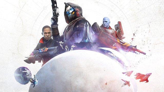 games similar to Destiny 2