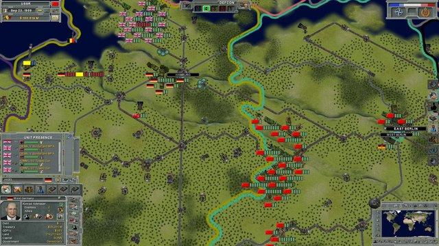 games similar to Supreme Ruler: Cold War