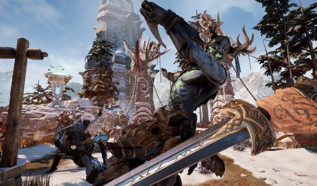 games similar to Asgard's Wrath