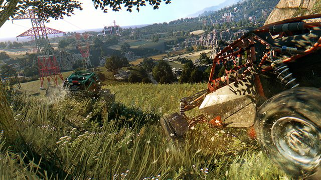 games similar to Dying Light: The Following