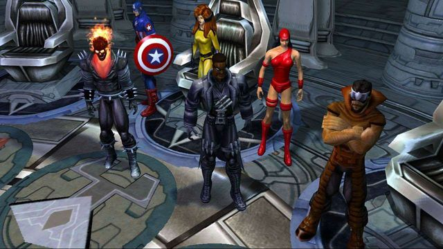 games similar to Marvel Ultimate Alliance