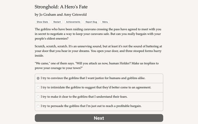 games similar to Stronghold: A Hero's Fate