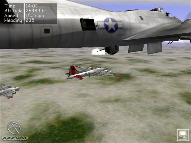 games similar to B 17 Flying Fortress: The Mighty 8th