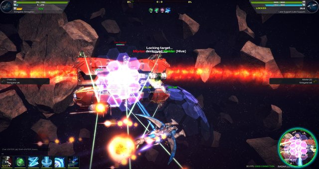 games similar to Cannons Lasers Rockets
