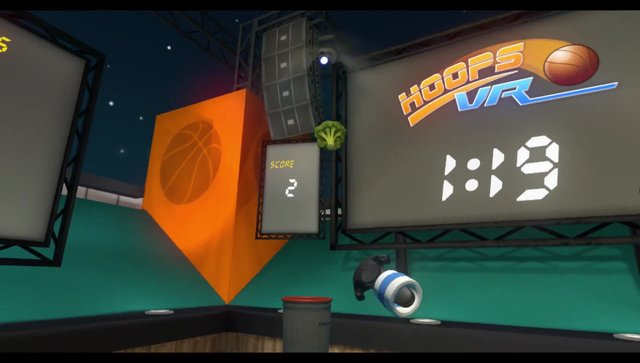 games similar to Hoops VR