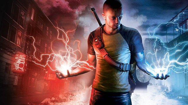 games similar to inFAMOUS 2