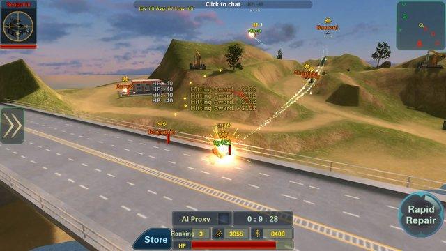 games similar to Assault Corps 2