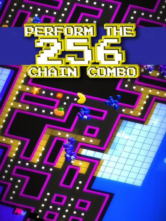 games similar to PAC MAN 256