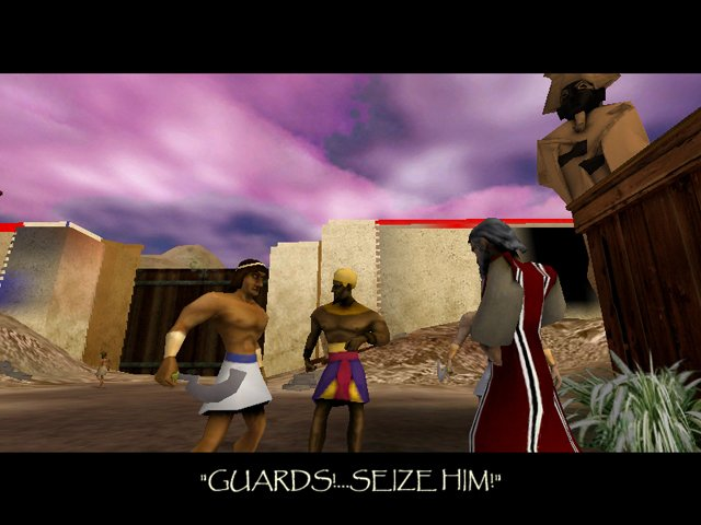 games similar to Deliverance: Moses in Pharaoh's Courts