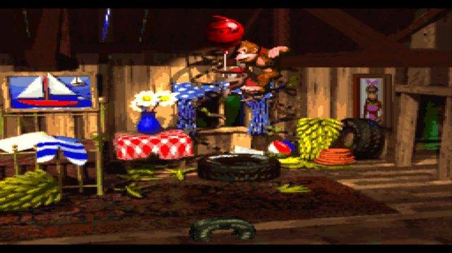 games similar to Donkey Kong Country