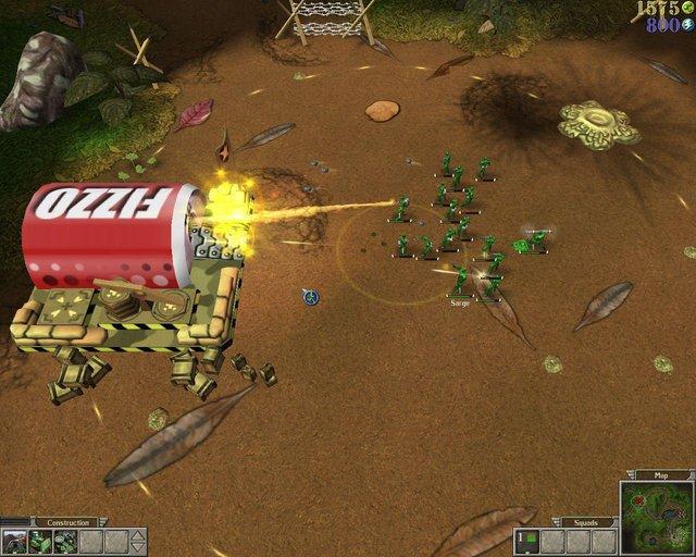 games similar to Army Men RTS