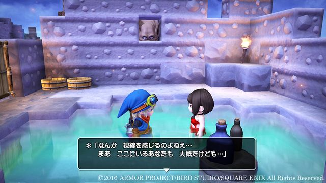 games similar to DRAGON QUEST BUILDERS