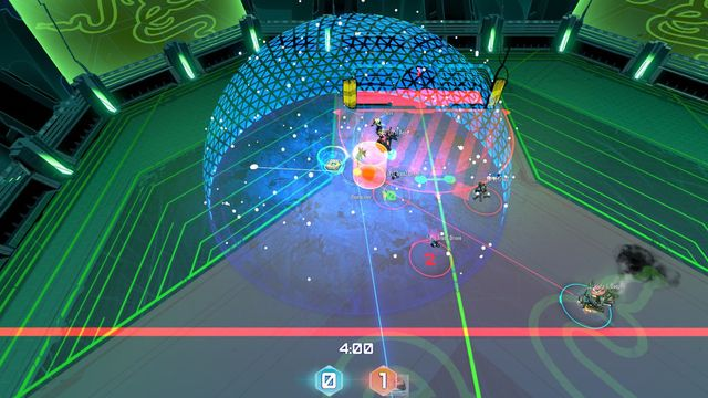 games similar to ACE   Arena: Cyber Evolution