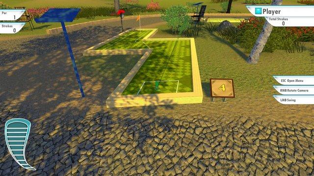 games similar to 3D MiniGolf