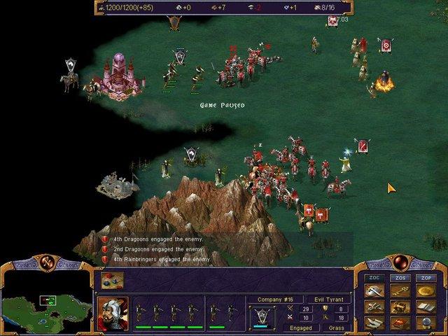 games similar to Kohan: Immortal Sovereigns