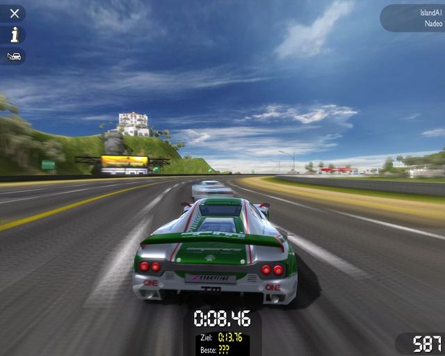 games similar to TrackMania United