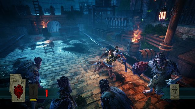games similar to Hand of Fate 2