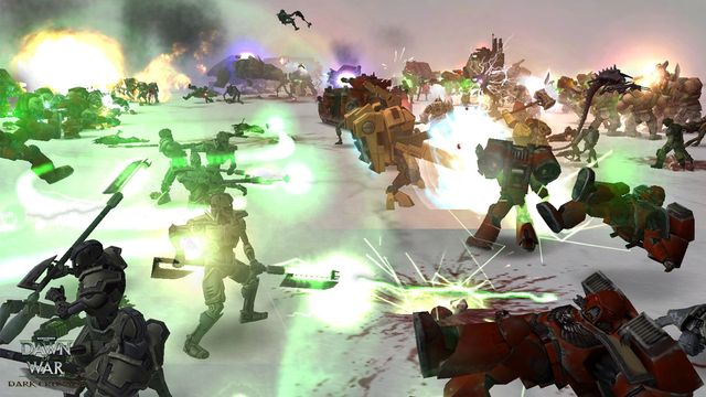 games similar to Warhammer 40,000: Dawn of War   Dark Crusade
