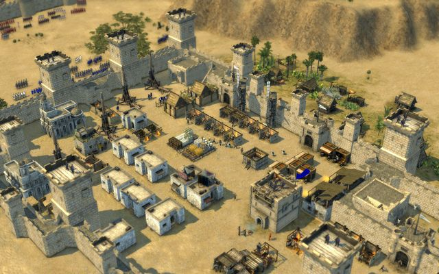 games similar to Stronghold Crusader 2