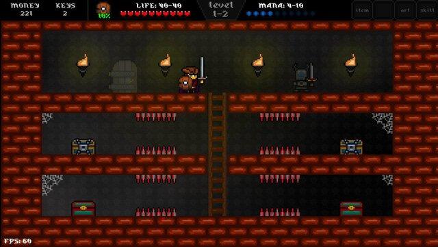 games similar to Princess.Loot.Pixel.Again