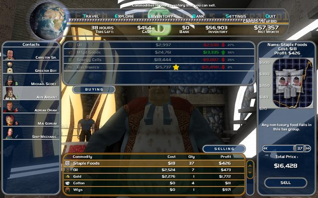 games similar to Space Trader: Merchant Marine
