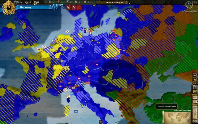 games similar to Europa Universalis III