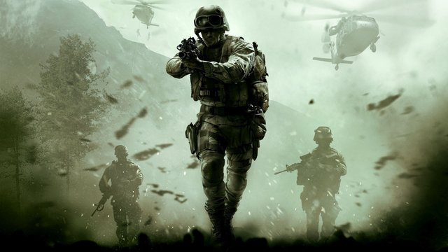 games similar to Call of Duty 4: Modern Warfare